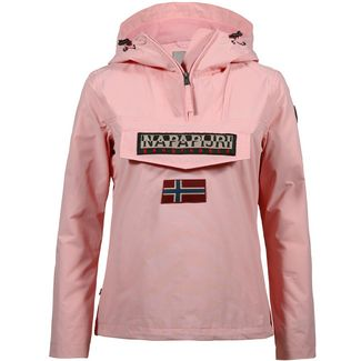 Napapijri Rainforest Windbreaker Damen pale pink new