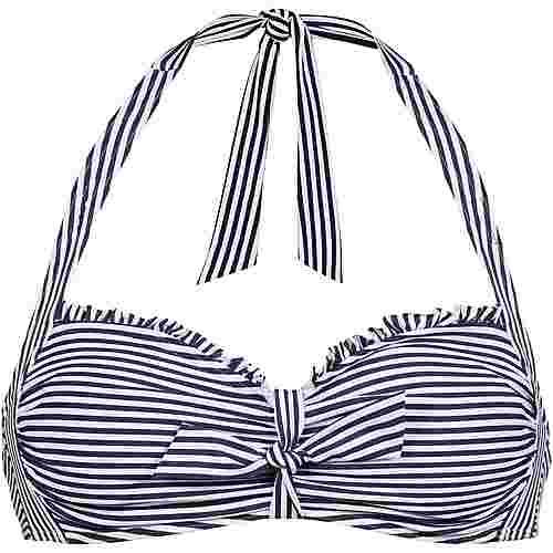 ESPRIT Clearwater Beach Bikini Oberteil Damen navy