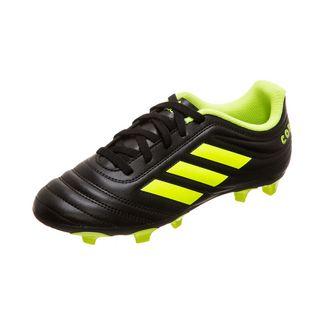 adidas Copa 19.4 Fußballschuhe Kinder schwarz / neongelb