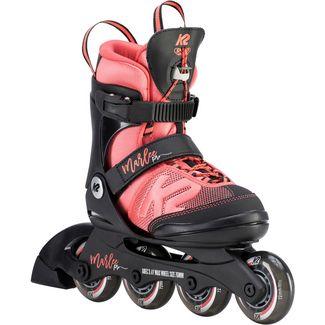 K2 MARLEE PRO Fitness Skates Kinder rosa