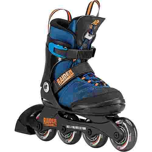 K2 RAIDER PRO Inline-Skates Kinder blau