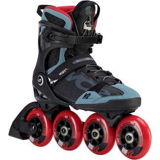 K2 VO2 S 90 PRO M Fitness Skates Herren schwarz-orange