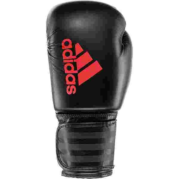 adidas Boxhandschuhe black-red