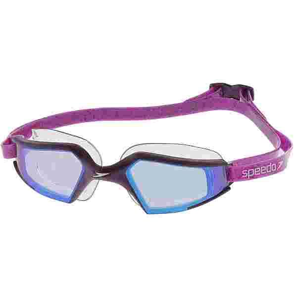 SPEEDO Aquapulse Max Schwimmbrille purple-purple