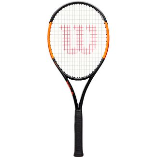 Wilson Burn 100 LS Tennisschläger black-orange