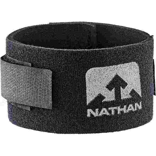 NATHAN Chipband Stretchband schwarz