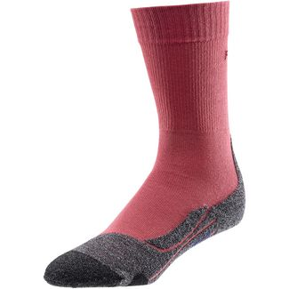Falke TK2 Cool Wandersocken Damen mixed berry