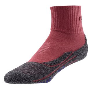 Falke TK2 short cool Wandersocken Damen mixed berry