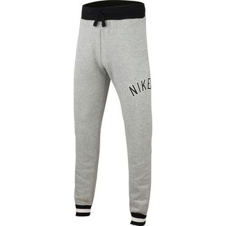 Nike Air Sweathose Kinder dk-grey-heather-black