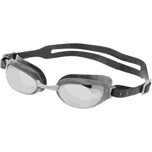SPEEDO Aquapure Mirror Schwimmbrille black/silver