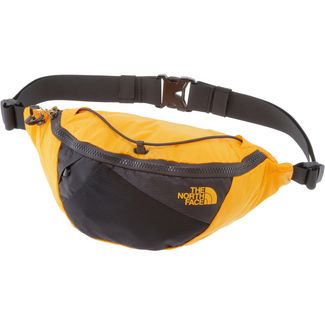 The North Face Lumbnical Bauchtasche zinnia orange-tnf black