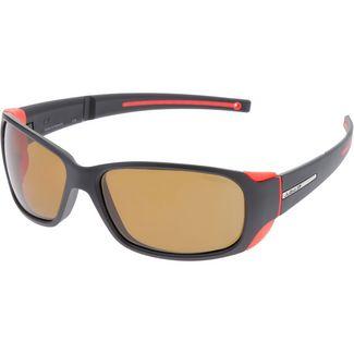 Julbo Montebianco Sportbrille schwarz-orange