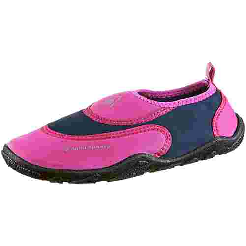 AQUA LUNG Beachwalker Kids Neoprenschuhe Kinder pink navy blue