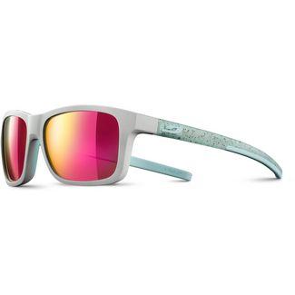 Julbo Line Sonnenbrille Kinder hellgrau-minz glitzer