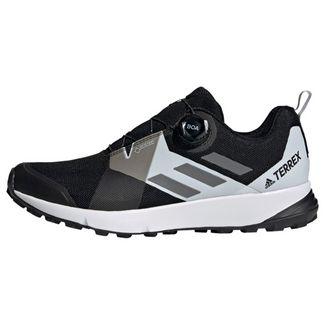 adidas TERREX Two Boa GTX Schuh Wanderschuhe Herren Core Black / Grey Four / Cloud White