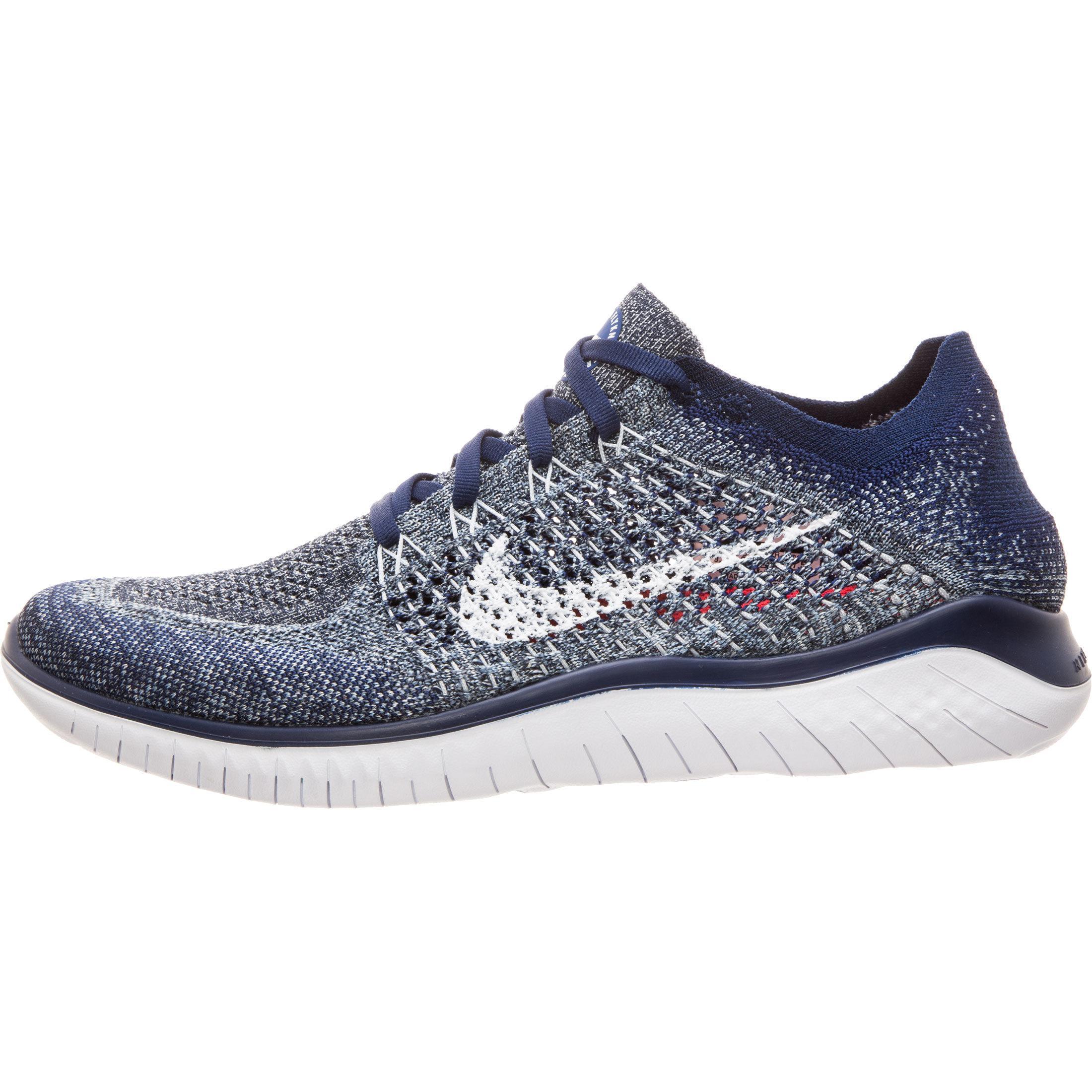 Nike Free RN Flyknit 2018 Laufschuhe Herren anthrazit anthrazit anthrazit   neongelb im Online Shop von SportScheck kaufen Gute Qualität beliebte Schuhe 3bf859