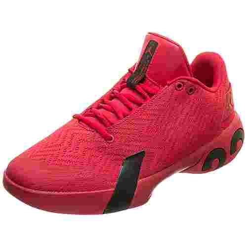 Nike Jordan Ultra.Fly 3 Low Basketballschuhe Herren rot / schwarz