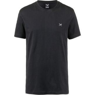 iriedaily Turn Up T-Shirt Herren black