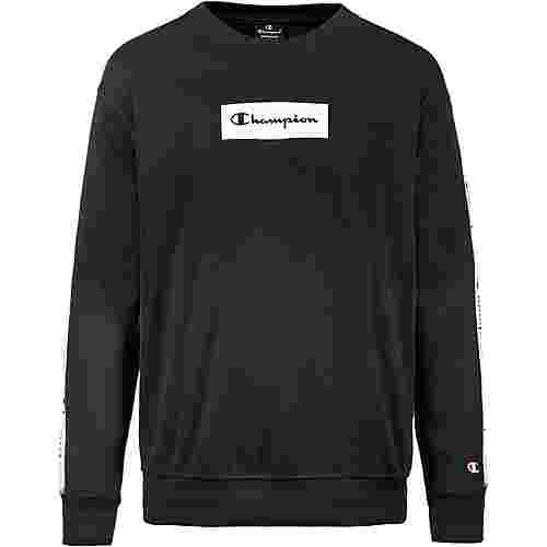 CHAMPION Sweatshirt Herren black beauty