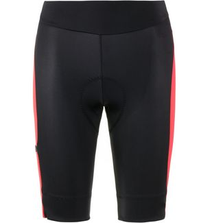 GORE® WEAR C3 GORE-TEX® Fahrradtights Damen black/hibiscus pink