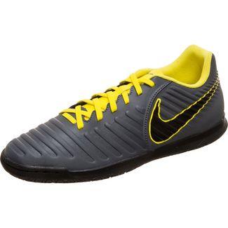 Nike Tiempo LegendX VII Club Fußballschuhe Herren dunkelgrau / gelb