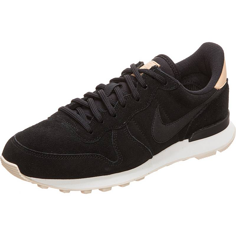 nike internationalist damen schwarz grau rot
