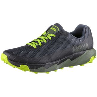 Hoka One One Torrent Trailrunning Schuhe Herren ebony-black