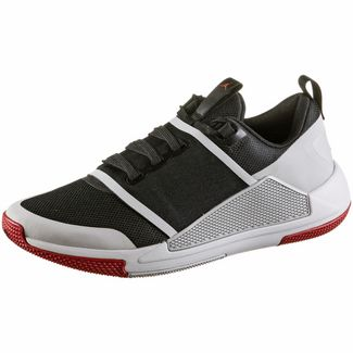 Nike Jordan Delta Speed Basketballschuhe Herren black-gym red-lt smoke grey