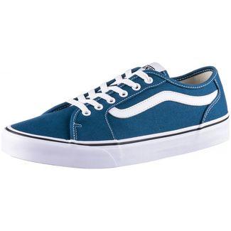 Vans Filmore Sneaker Herren sailor blue-white