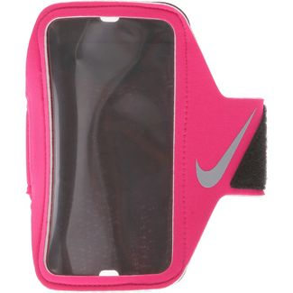 Nike Lean Arm Band Handytasche rush pink-silver