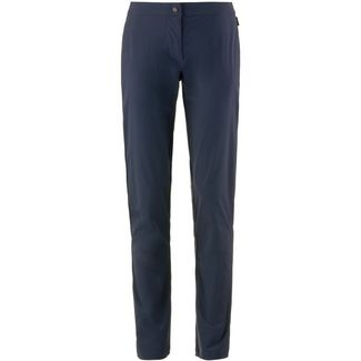 Jack Wolfskin Pack and Go JWP Wanderhose Damen night blue