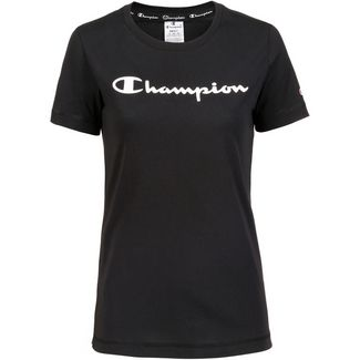 CHAMPION T-Shirt Damen black beauty