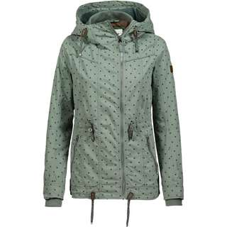 Only onlTina Kapuzenjacke Damen chinois green