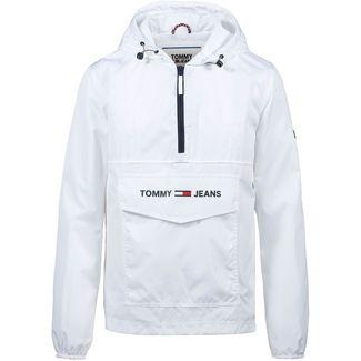 Tommy Jeans Windbreaker Herren classic white