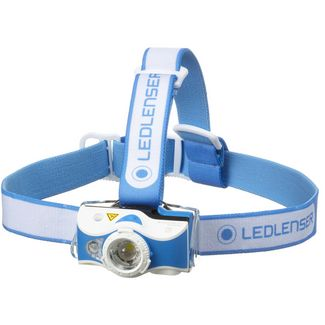 Led Lenser MH7 Stirnlampe LED Blue