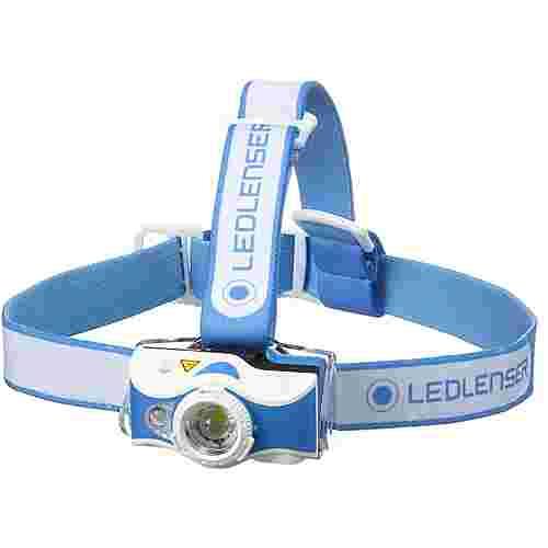 Led Lenser MH7 Stirnlampe LED Blue