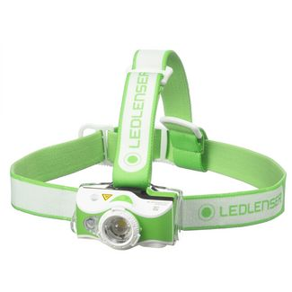 Led Lenser MH7 Stirnlampe LED Green