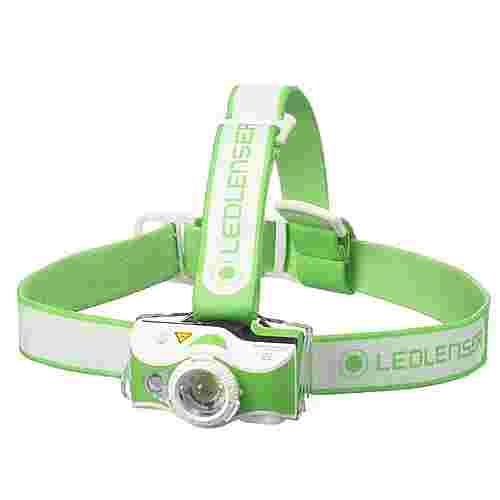 Led Lenser MH7 Stirnlampe LED Green