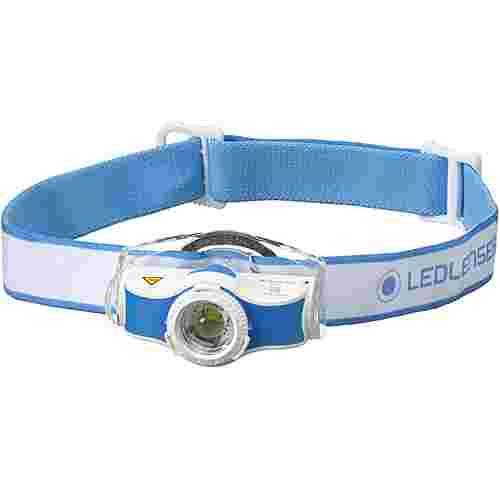 Led Lenser MH3 Stirnlampe LED Blue