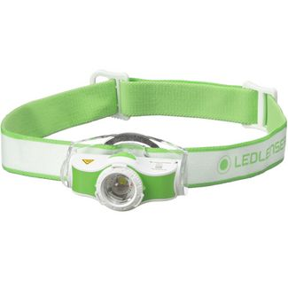 Led Lenser MH3 Stirnlampe LED Green