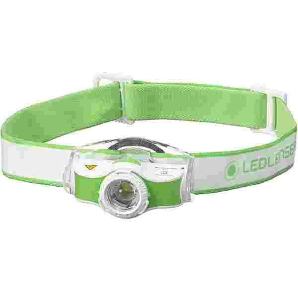 Ledlenser MH3 Stirnlampe LED green