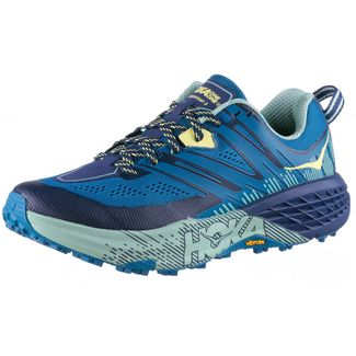 Hoka One One Speedgoat 3 Trailrunning Schuhe Damen seaport-medieval blue
