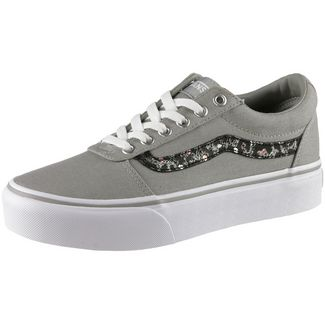 68fd0b2c21b8de Vans Ward Platform Sneaker Damen drizzle