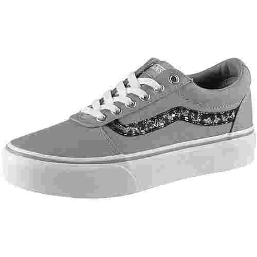Vans Ward Platform Sneaker Damen drizzle