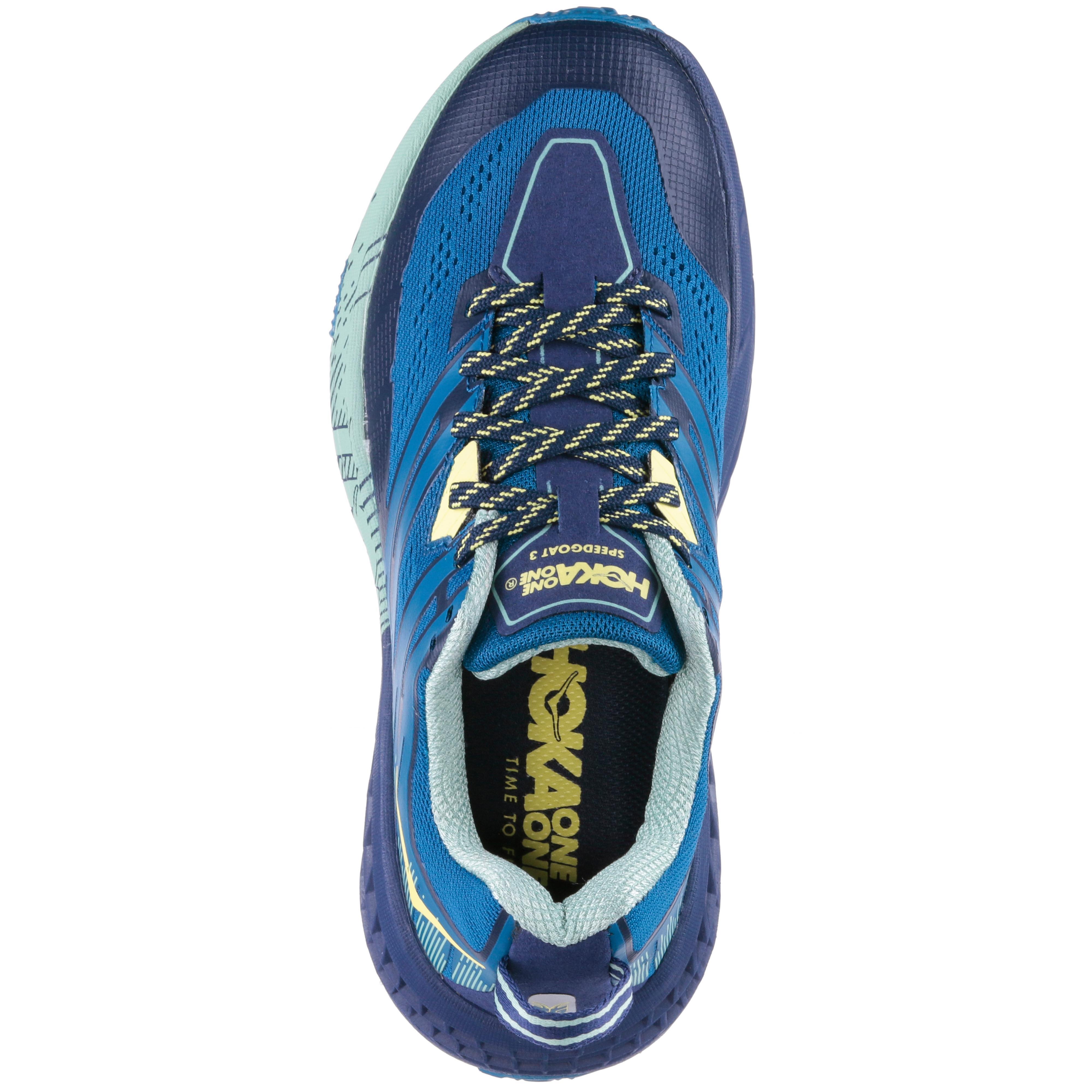 Hoka One One Speedgoat 3 Laufschuhe Laufschuhe Laufschuhe Damen seaport-medieval Blau im Online Shop von SportScheck kaufen Gute Qualität beliebte Schuhe 68ca5c