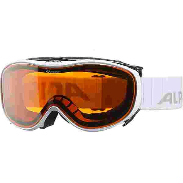 ALPINA Challenge 2.0 DH Skibrille white