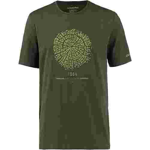 Schöffel El Chorro2 T-Shirt Herren deep depths