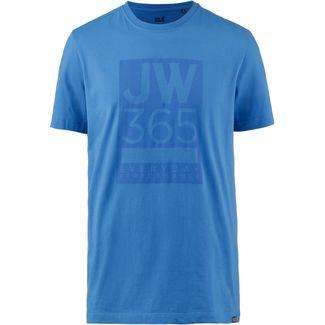 Jack Wolfskin 365 T T-Shirt Herren sky blue