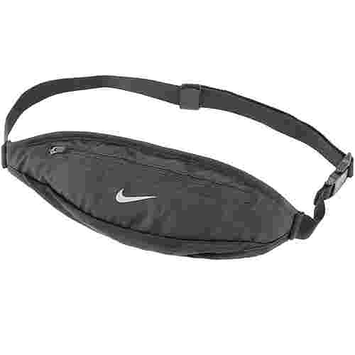 nike capacity waistpack 2 0 bauchtasche black black silver. Black Bedroom Furniture Sets. Home Design Ideas