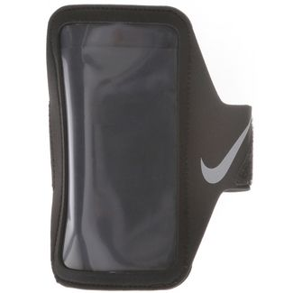 Nike Lean Arm Band Plus Handytasche black-black-silver